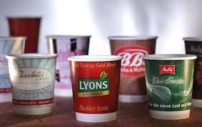 لیوان کاغذی یکبار مصرف تبلیغاتی
