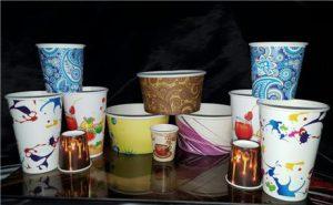 فروش عمده انواع ظروف یکبار مصرف