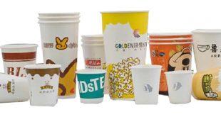 تولید لیوان کاغذی تبلیغاتی