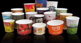 پخش انواع محصولات یکبار مصرف کاغذی