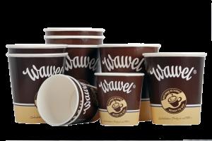 فروش عمده لیوان کاغذی اختصاصی
