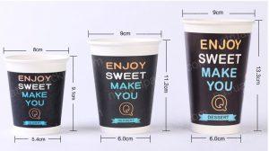 قیمت فروش لیوان یکبار مصرف کاغذی