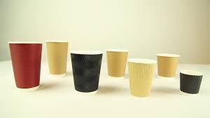 لیوان کاغذی گلاسه