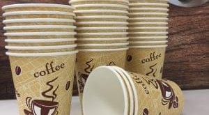 لیوان کاغذی یکبار مصرف