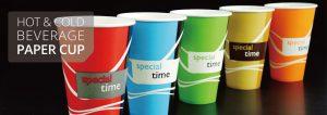 پخش ظروف کاغذی یکبار مصرف