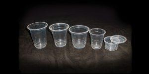 انواع ظروف یکبار مصرف پلاستیکی