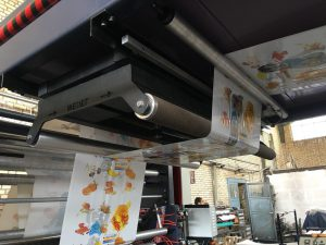 کارخانه های تولید سفره کاغذی