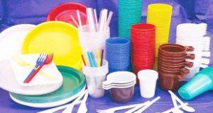 پخش ظروف یکبار مصرف pp