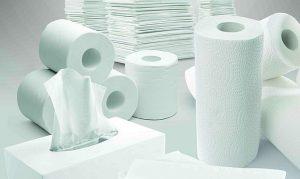 فروش عمده انواع دستمال کاغذی