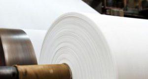 دستمال کاغذی از کارخانه